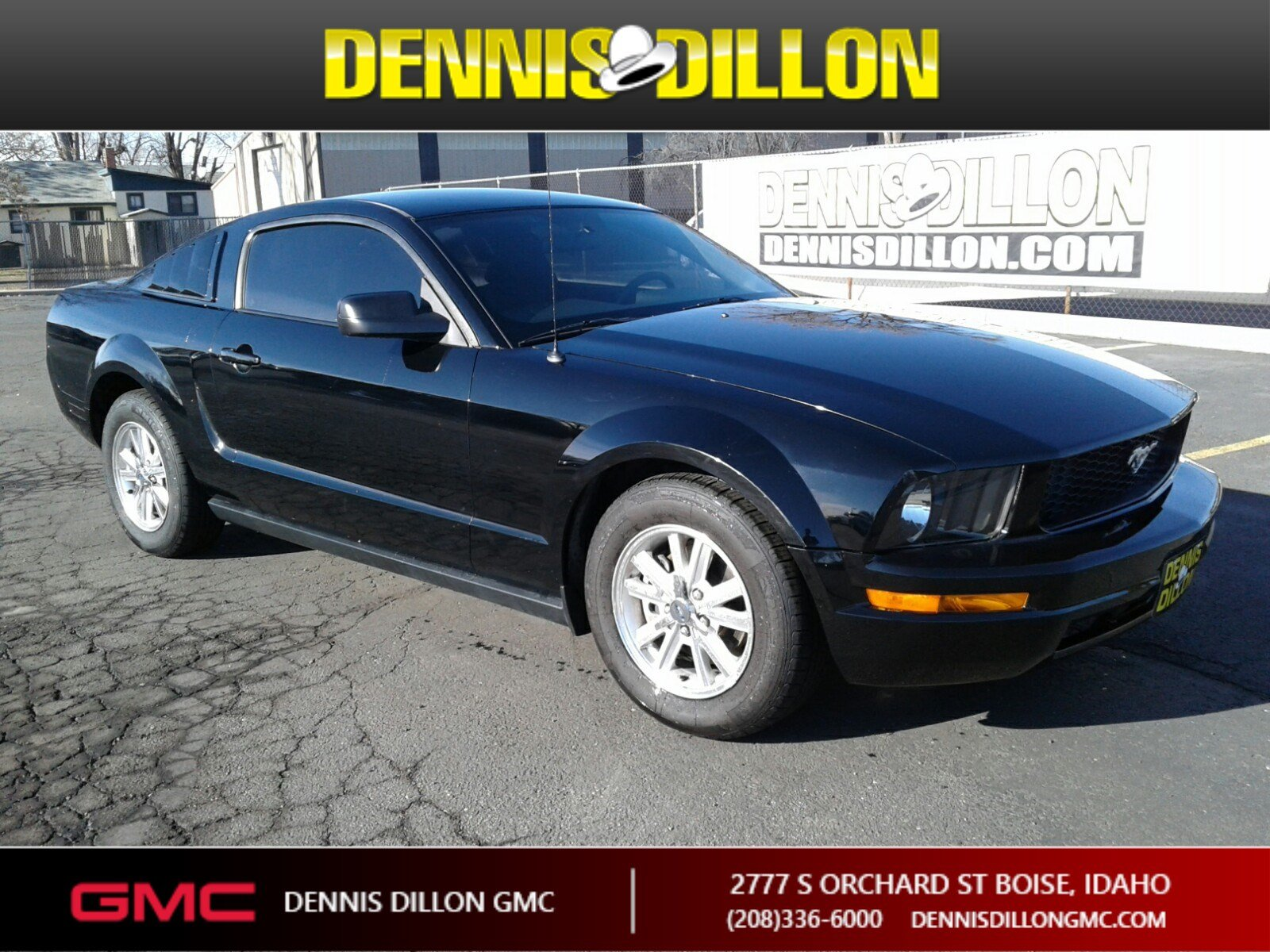 Pre-Owned 2007 Ford Mustang C