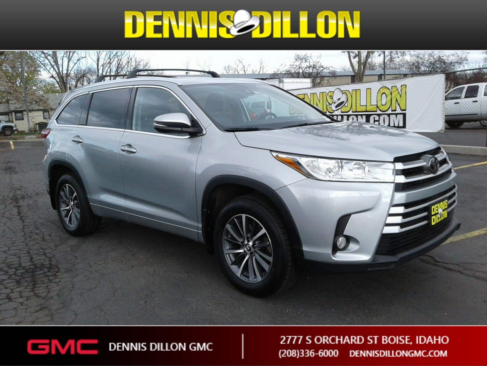 Pre Owned 2018 Toyota Highlander Xle