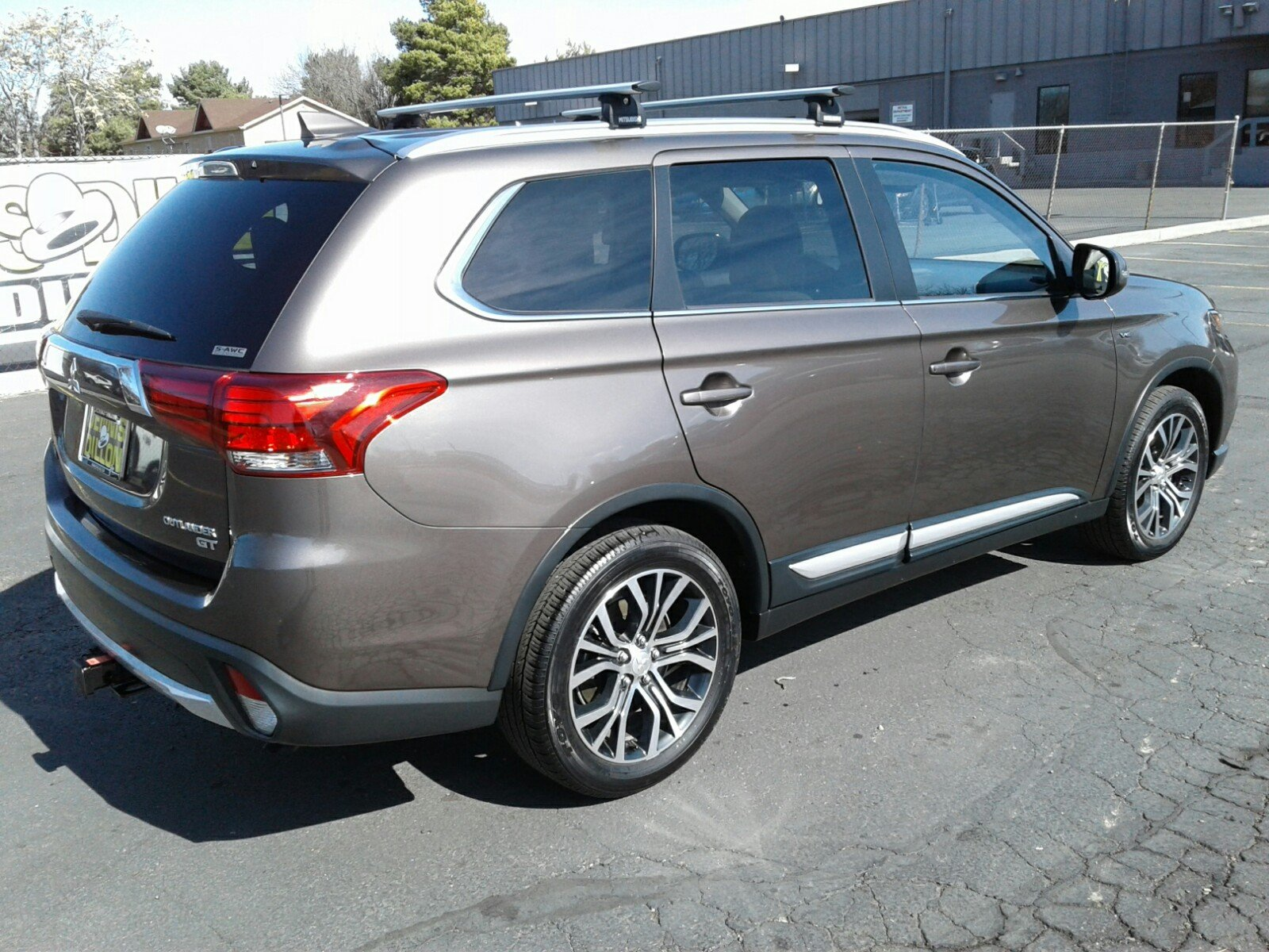 Pre-Owned 2018 Mitsubishi Outlander GT