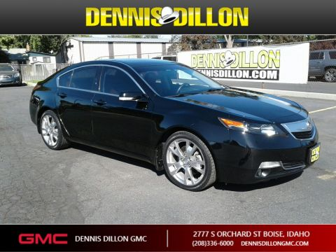 Pre-Owned 2014 Acura TL Advance