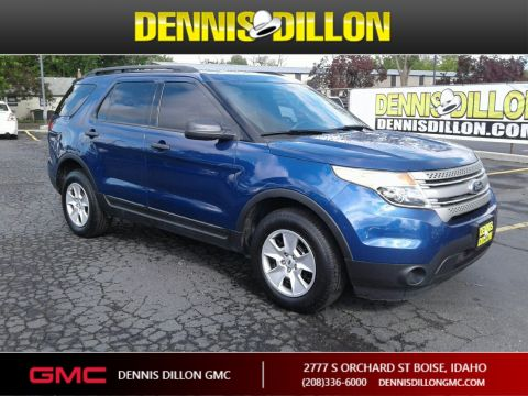 Pre-Owned 2013 Ford Explorer