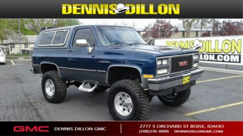 Pre-Owned 1990 GMC Jimmy