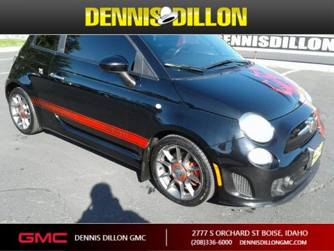 Pre-Owned 2014 FIAT 500 Abarth