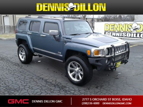 Pre-Owned 2006 HUMMER H3 C