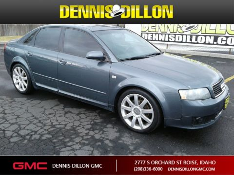 Pre-Owned 2005 Audi A4 C